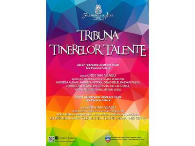 Tribuna tinerelor talente