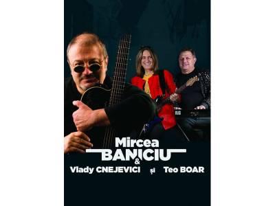 Mircea Baniciu & Band @ Club Flex