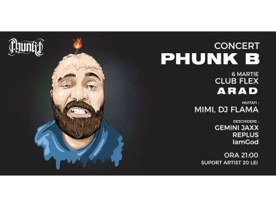 Concert Phunk B @ Arad