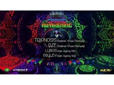 AlienAgency presents: Spring awakening
