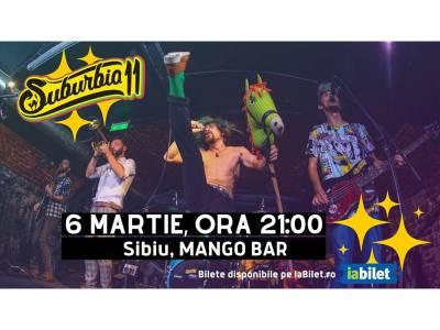 Suburbia11 @ Mango Bar