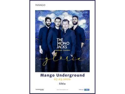 "The Mono Jacks - Lansare album ""Gloria"" @ Sibiu"
