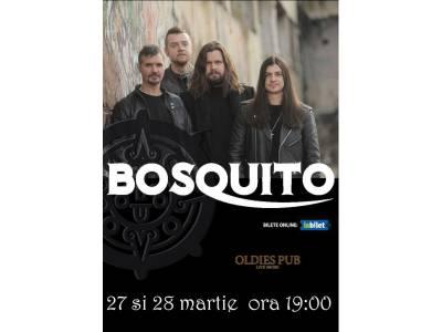 Concert Bosquito @ Sibiu