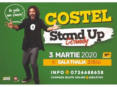 "Costel - ""Ia gata, mă omor!"" @ Sibiu"