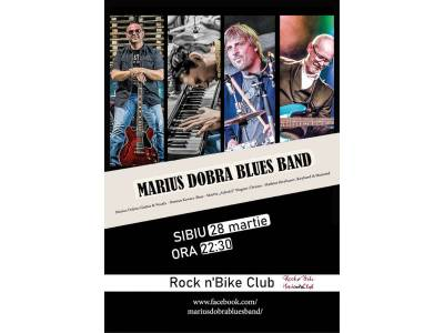 Marius Dobra Blues @ Sibiu