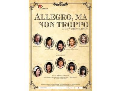 Allegro, ma non troppo