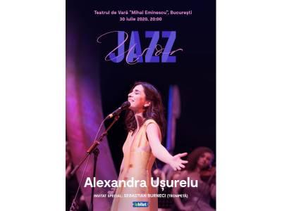 "Alexandra Ușurelu - ""Ușor Jazz"""