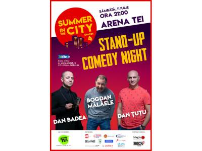 Summer in the City | Stand Up Comedy Night