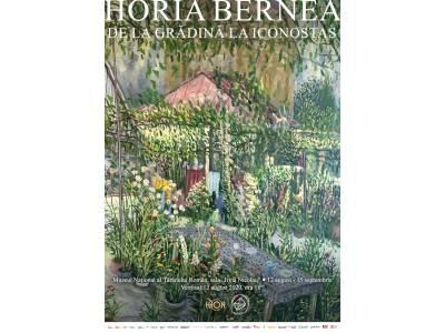 Horia Bernea: de la grădină la iconostas