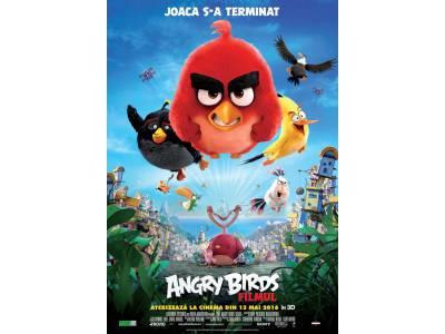 Angry Birds - Filmul