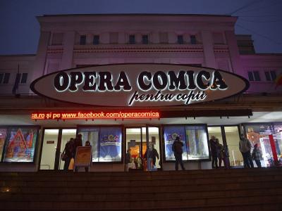 Opera Comică pentru Copii