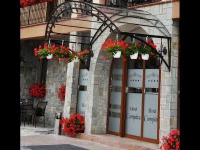 Hotel Cumpătu Sinaia