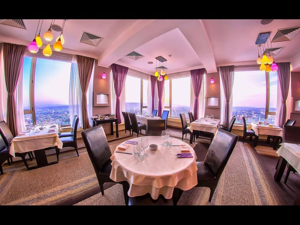 Restaurant Panoramic Hotel Unirea