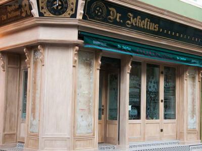 Dr. Jekelius - Pharmacy Cafe