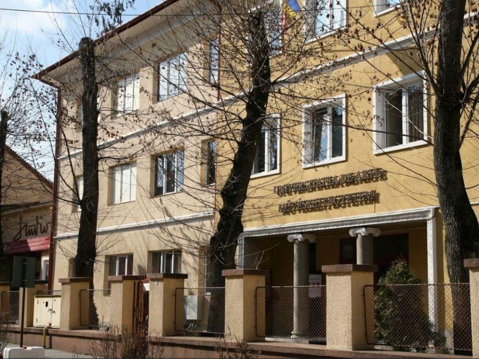 Universitatea de Arte Târgu-Mureș