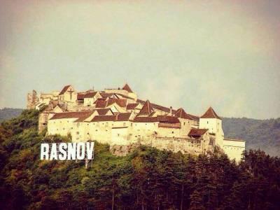 Cetatea Medievală Râşnov