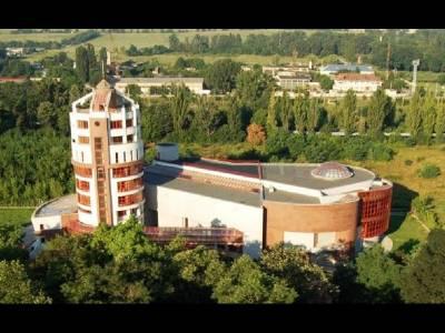 Complexul Muzeal de Stiinţele Naturii Ion Borcea
