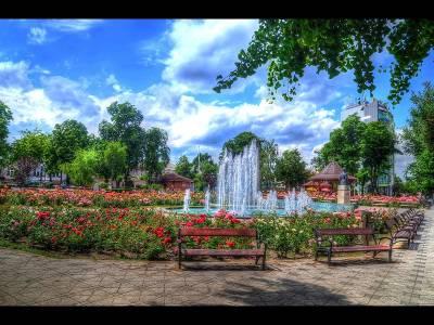 Parcul Trandafirilor