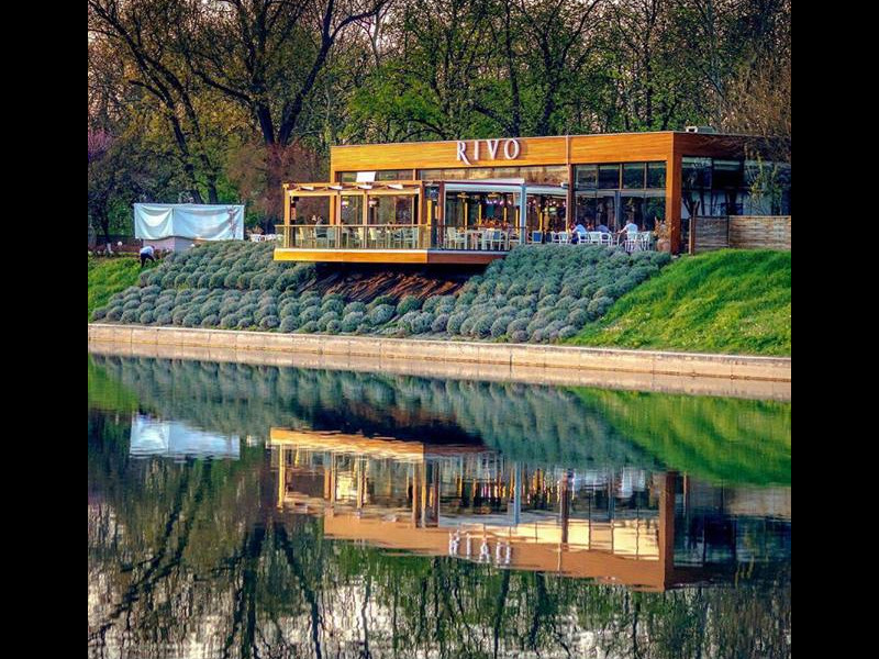 Restaurant Rivo Lounge