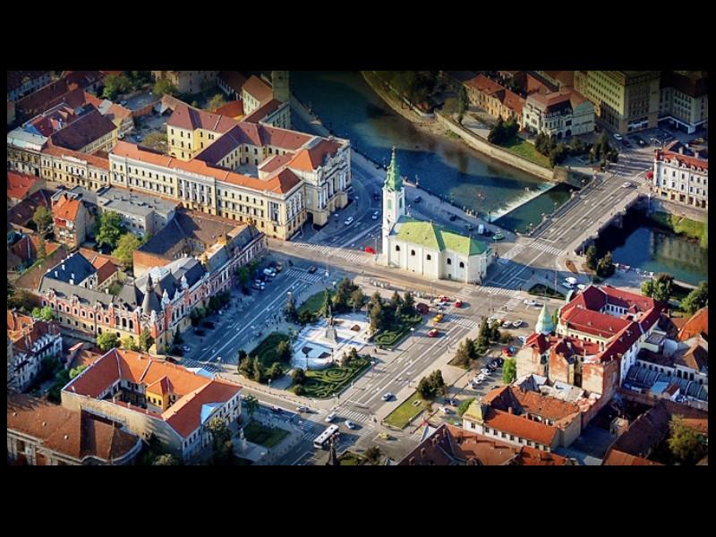 Piața Unirii Oradea