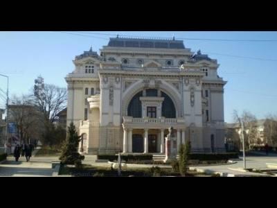 Teatrul Municipal Maior Gheorghe Pastia