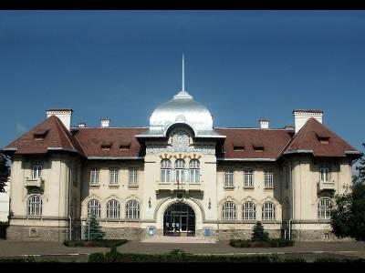 Complexul Muzeal Judeţean Neamţ