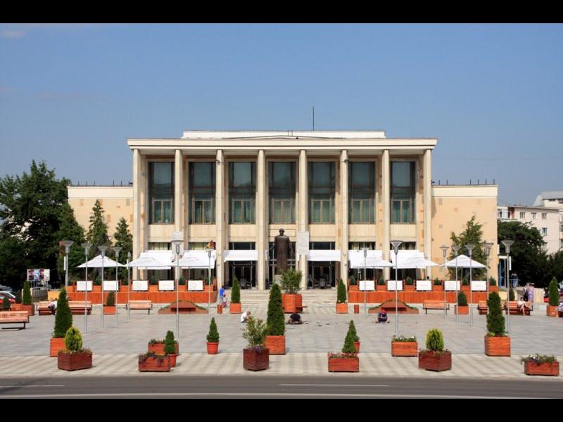 Casa de Cultură a Sindicatelor Vasile Alecsandri