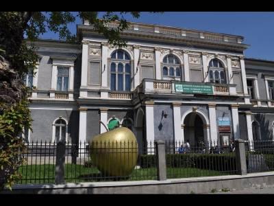 Casa de Cultură a Sindicatelor Bistrița