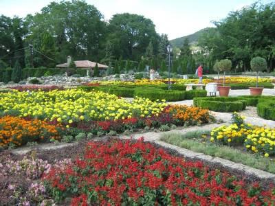 Grădina Botanică Techirghiol