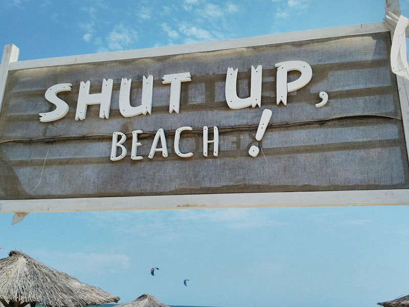 Shut Up Beach