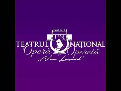 """Teatrul Național de Operă și Operetă """"Nae Leonard"""""""