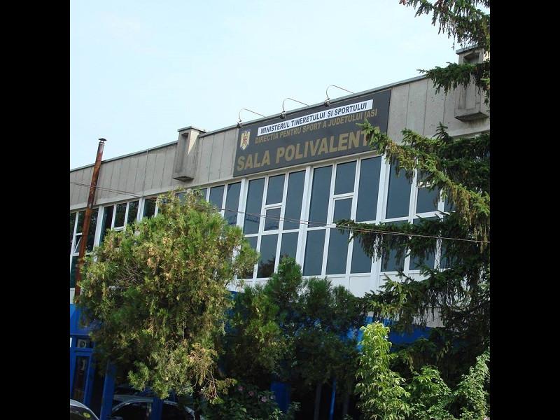 Sala Polivalentă Iași