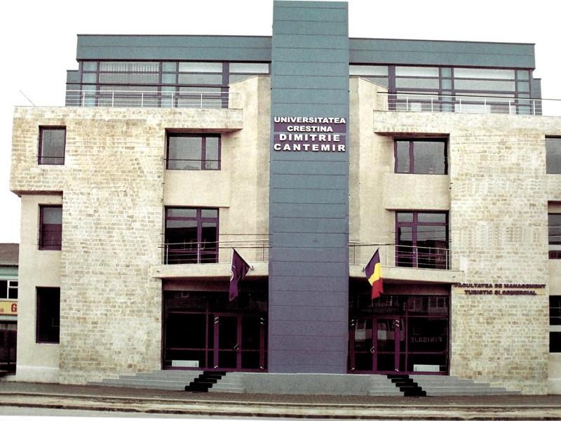 Universitatea Creștină Dimitrie Cantemir