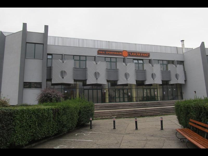 """Sala Sporturilor """"Lascăr Pană"""""""