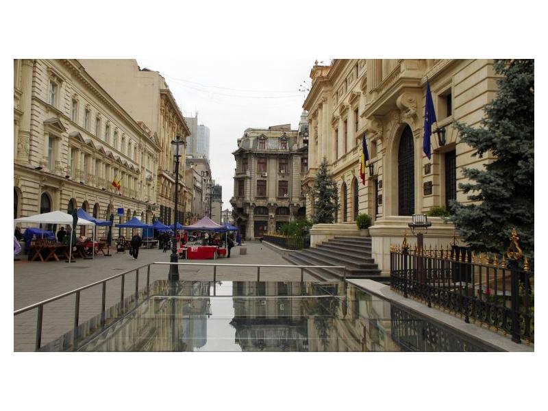 Centrul istoric al Bucureștiului