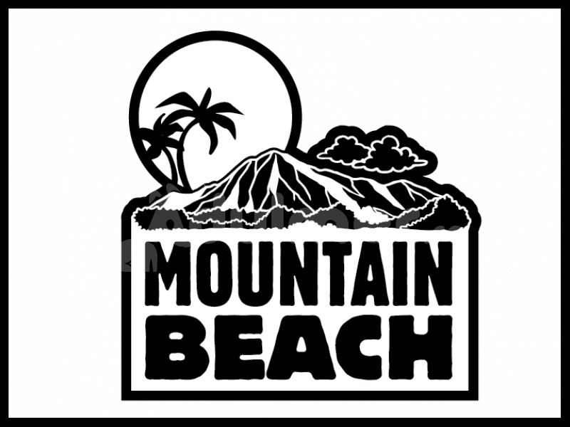Mountain Beach