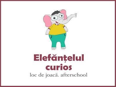 Elefănţelul curios - Afterschool & More