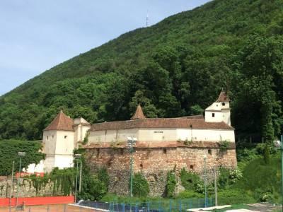 Bastionul Țesătorilor din Brașov