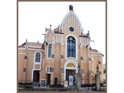 Sinagoga Bistrița