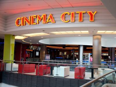 Cinema City Atrium